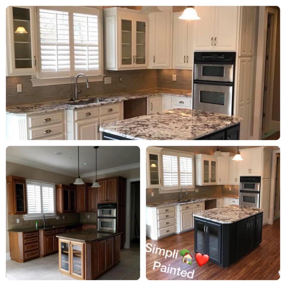 Simpli Painted Home Improvement Amp Repair Charlotte