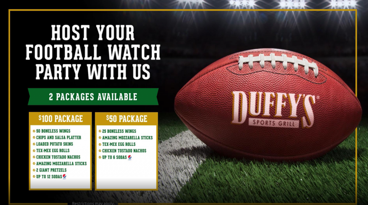 Duffy's Sports Grill Kendall