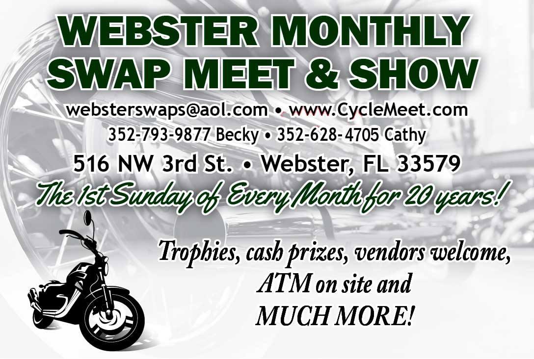 Webster swap meet