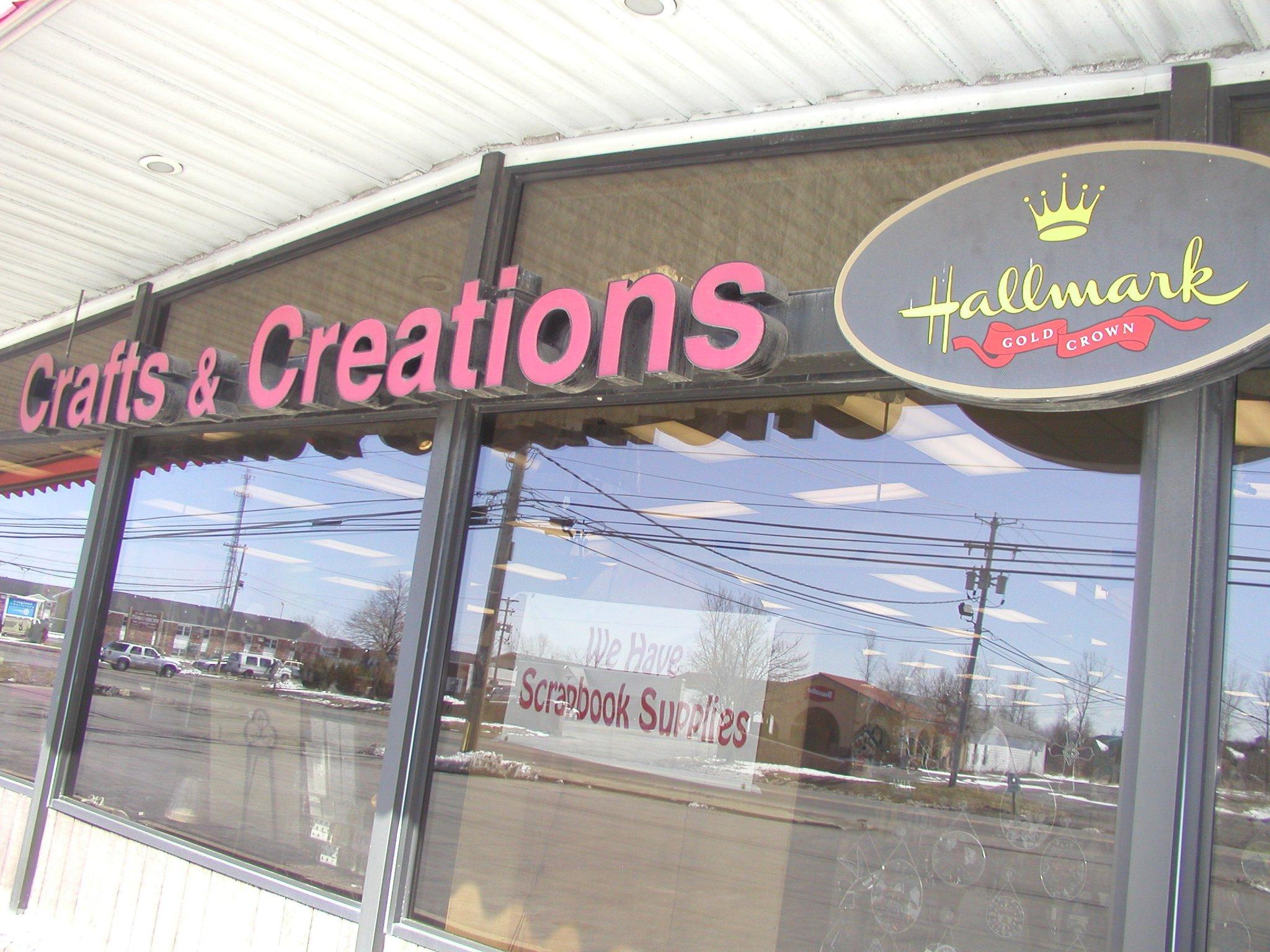 Crafts Amp Creations Shopping Lockport Lockport
