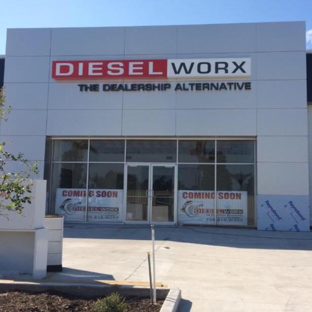 Ford Dealership Montgomery Al >> Diesel Worx - Automotive - Kenner - Kenner