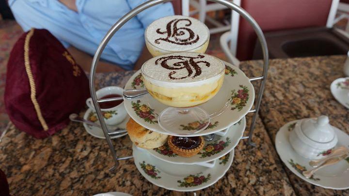 Disney's Grand Floridian Resort & Spa Afternoon Tea