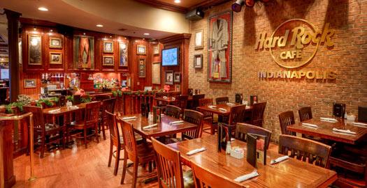 Hard Rock Cafe Near Cincinnati