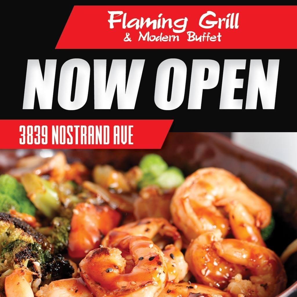 Flaming Grill & Modern Buffet -brooklyn - Restaurant - Brooklyn - New York