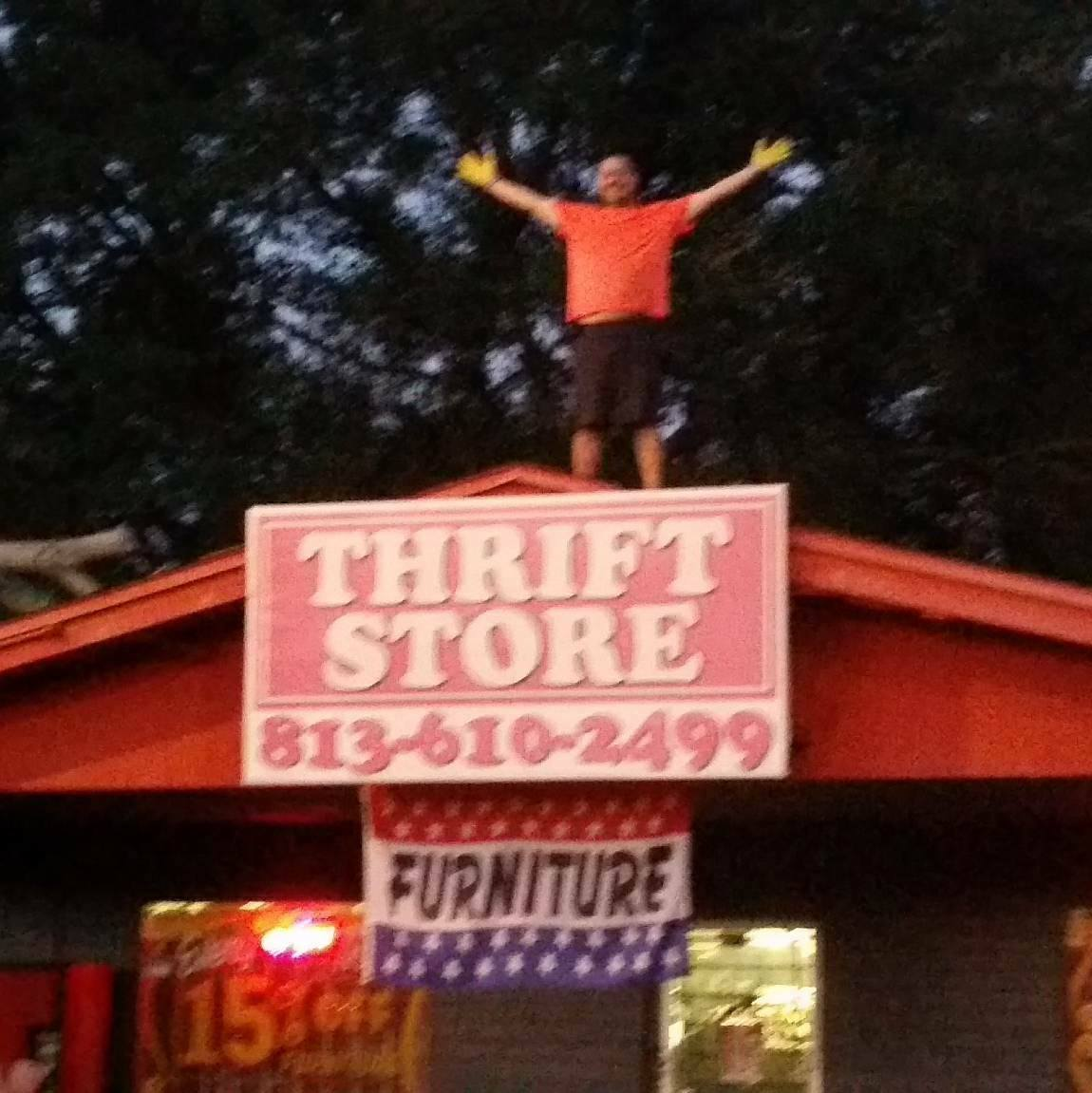 Mike S Used Furniture And More Thrift Store Shopping