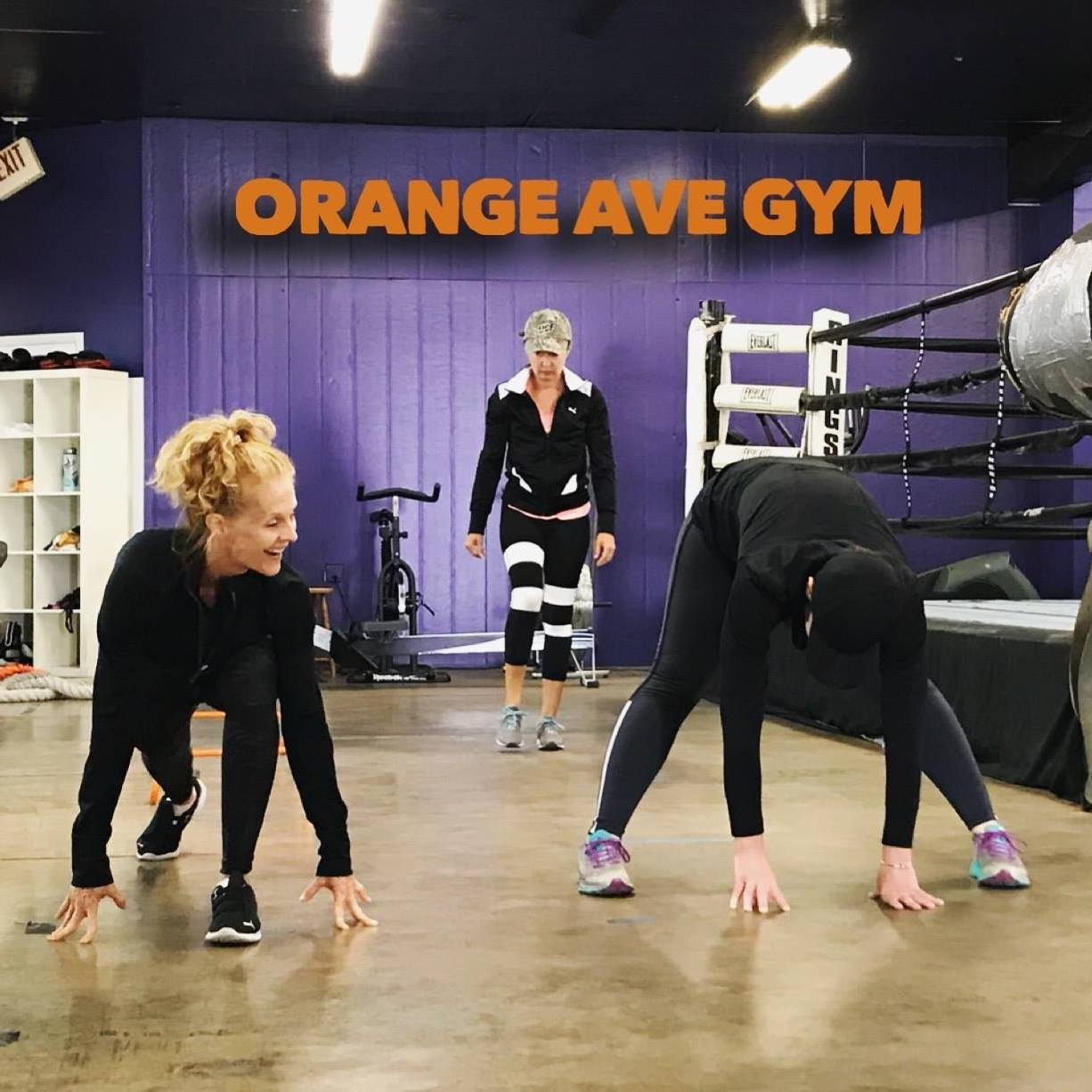 Orange Ave Gym Recreation College Park Orlando