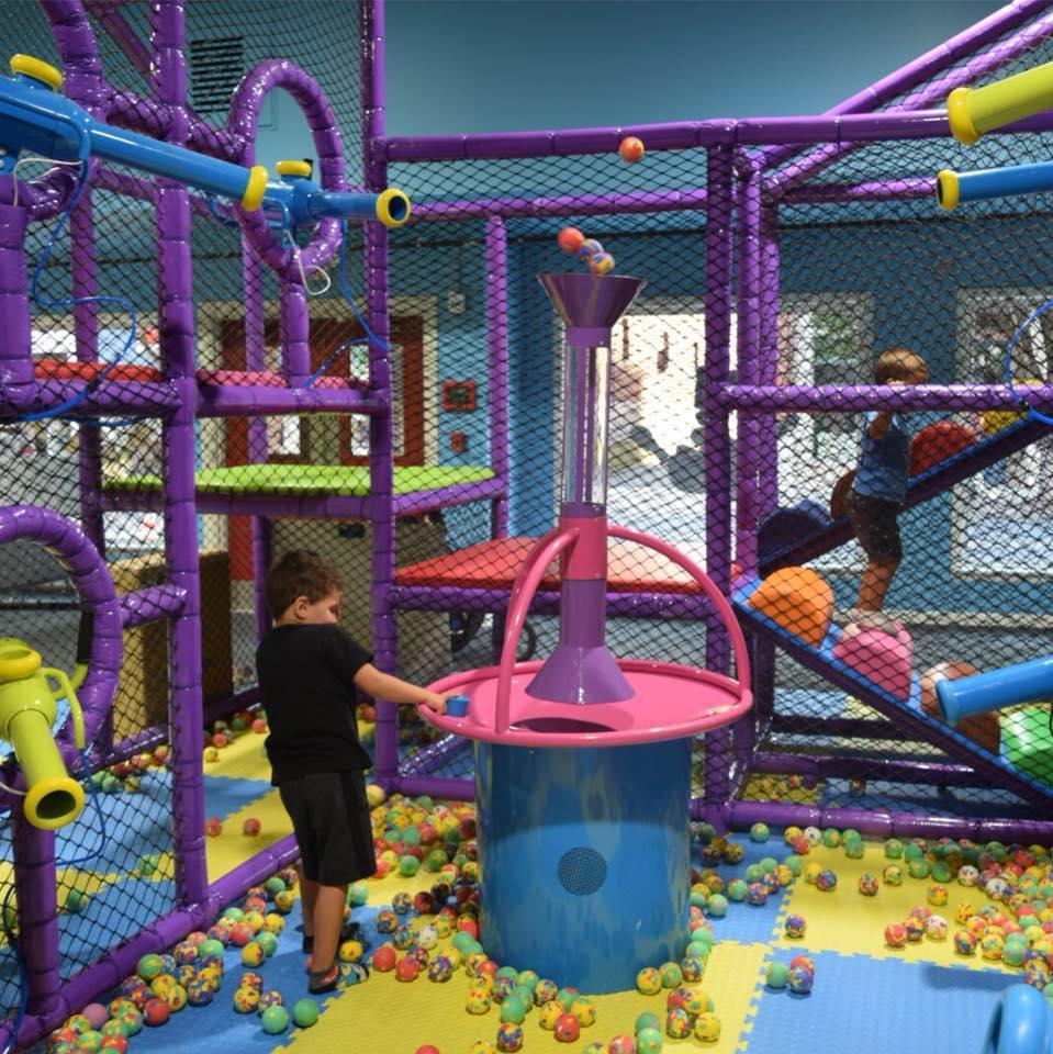 Cabin Fever Play Centre Recreation Annapolis Cambridge