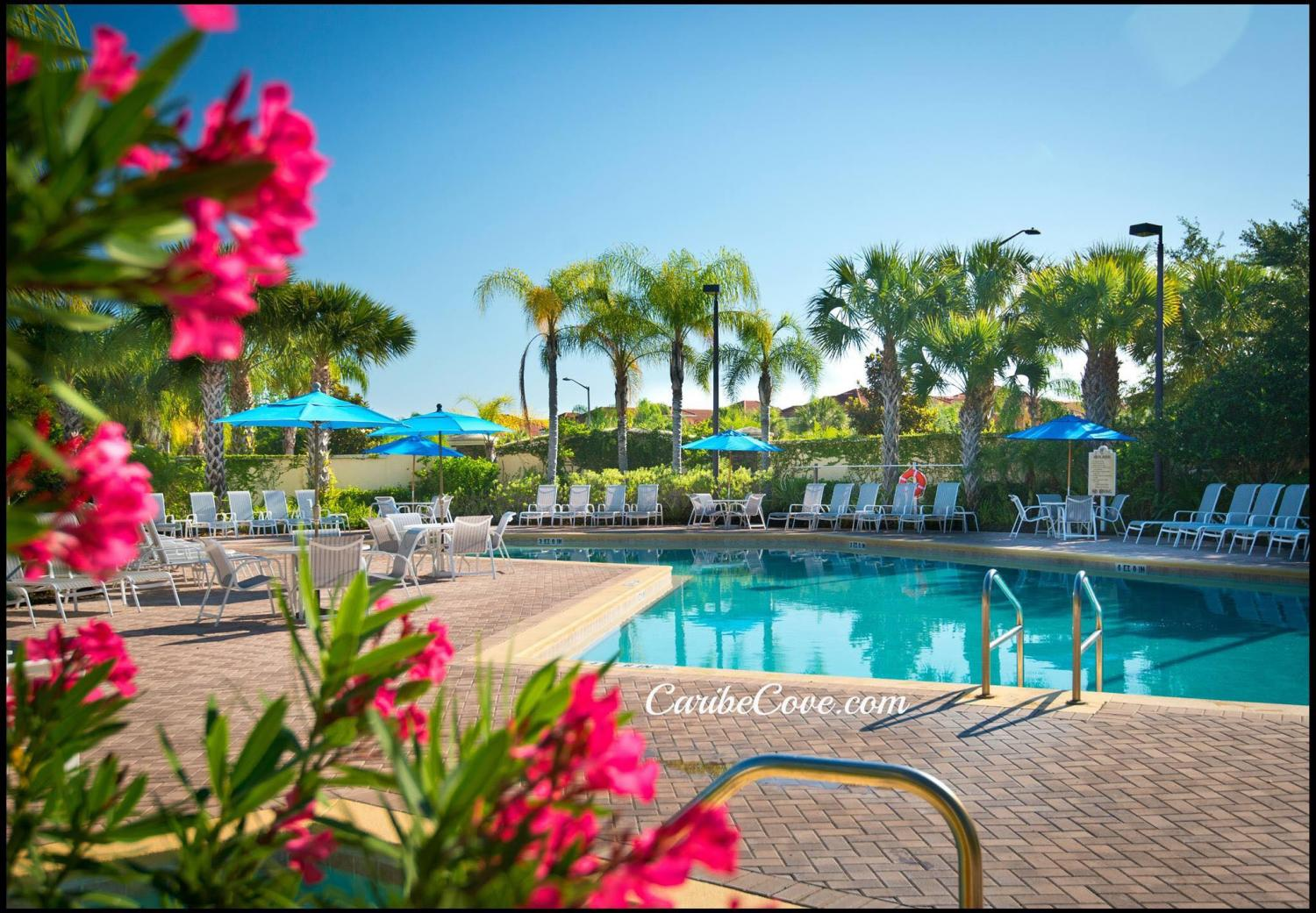 Caribe Cove Resort Orlando  Travel  Kissimmee  Kissimmee