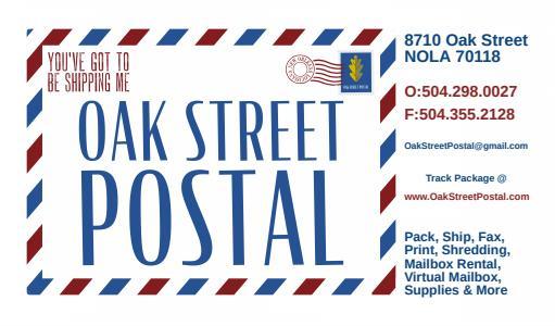 Oak Street Postal