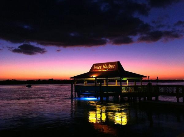 Inlet Harbor Restaurant Daytona Beach Florida