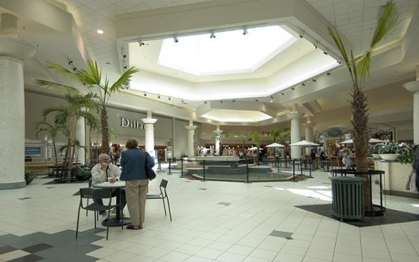 The popular Volusia Mall is located on International Speedway Boulevard and is home to large department stores like Dillard's and Macy's along with over shops (Abercrombie & Fitch and New York & Company), restaurants and a food court.