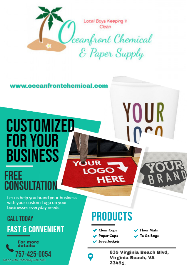 Oceanfront Chemical and Paper Supply Inc.