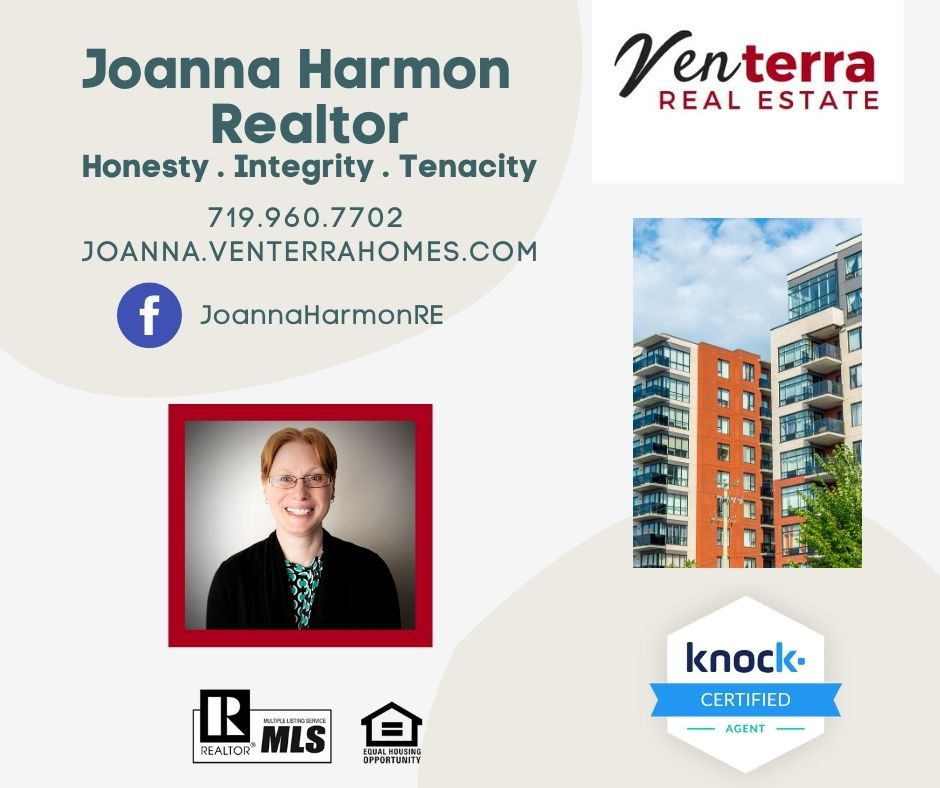 Joanna Harmon, Realtor at Venterra Real Estate
