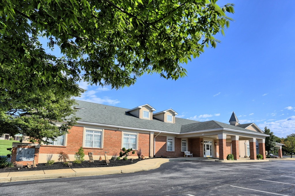 Loudon Park Funeral Home and Cemetery