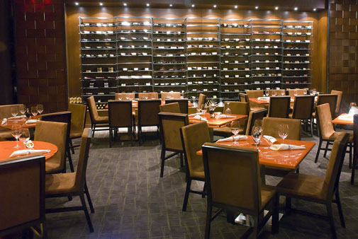 Steel bar restaurant midtown atlanta atlanta for Best private dining rooms midtown