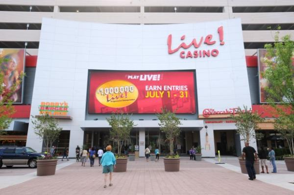Maryland casino live restaurants