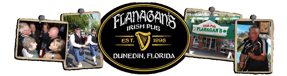 Flanagans Irish Pub - Bar & Restaurant - Dunedin - Dunedin