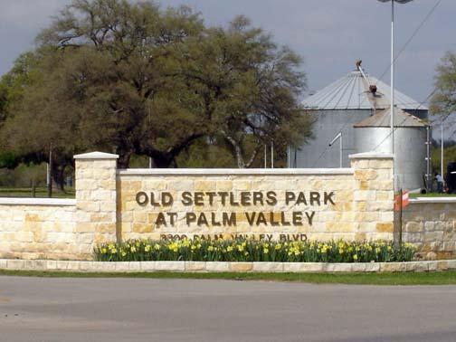 Old Settlers Park Recreation Round Rock Round Rock
