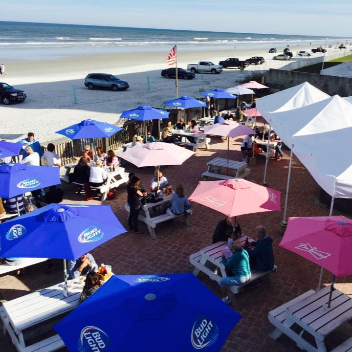 Toni & Joe's Patio - Bar & Restaurant - New Smyrna Beach ...
