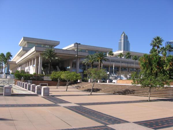 Downtown Tampa Restaurants Near Convention Center