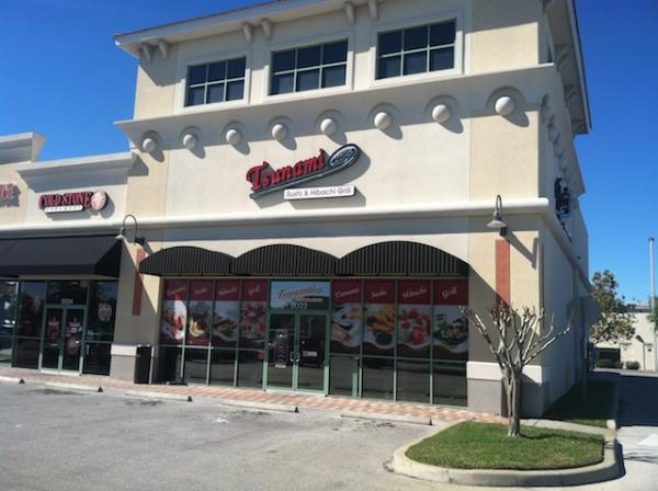 Tsunami Sushi Amp Hibachi Grill Restaurant Brandon Brandon