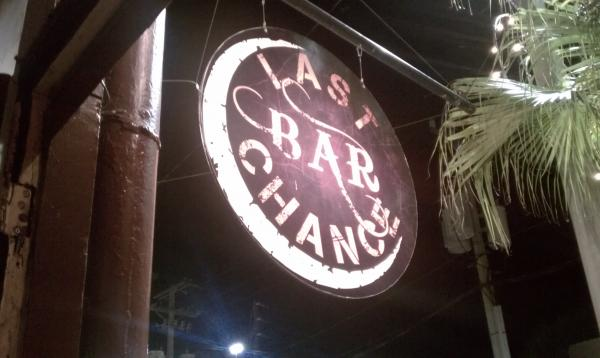 First Chance Last Chance Bar Ybor City Tampa