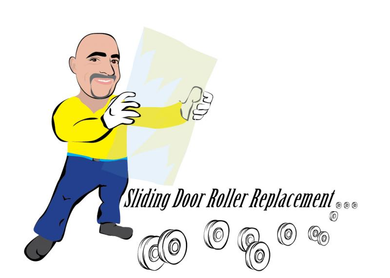Sliding Door Roller Replacement Inc Home Improvement