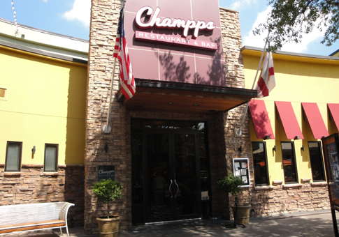 Champps Bar Amp Restaurant Westshore District Tampa