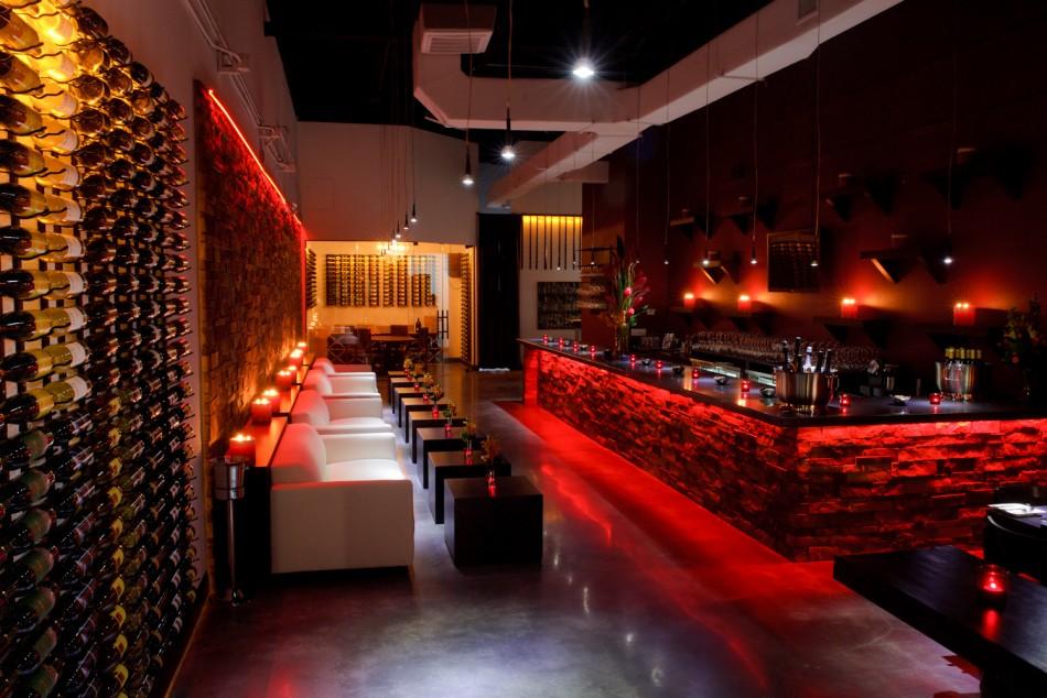 Fleming S Prime Steakhouse Amp Wine Bar Dr Phillips Bar
