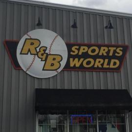 R & B Sportsworld