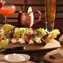 Daily grill bar restaurant the domain austin for 11506 century oaks terrace austin