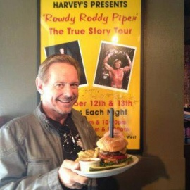 Harvey's Comedy Club