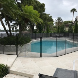Life Saver Pool Fence Of Central Florida Home