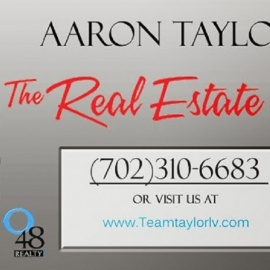 Aaron Taylor - The Real Estate Guy