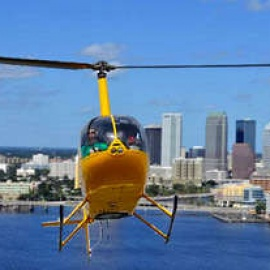Helicopter Tours Of Tampa Bay  Travel Amp Recreation  Downtown Tampa  Tampa