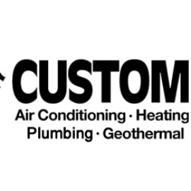 Custom paper services heating air conditioning & plumbing