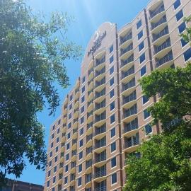 Hilton Hotel In Austin Tx On Th Street