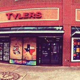 Tyler's on the Drag