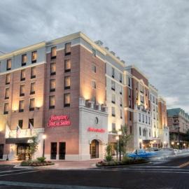 hampton inn suites gainesville downtown travel. Black Bedroom Furniture Sets. Home Design Ideas