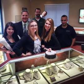 Kiefer jewelers shopping north tampa lutz for Diamond and jewelry exchange orlando