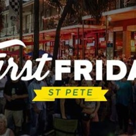 First Friday St Pete