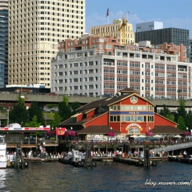 Pier 55, Central Waterfront