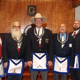 Texas Masonic Lodge No.8 A.F.&.A.M.