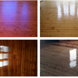 Past and Present Floor Sanding