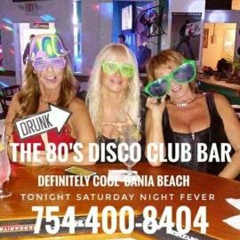 The 80's Disco Club Bar & Restaurant