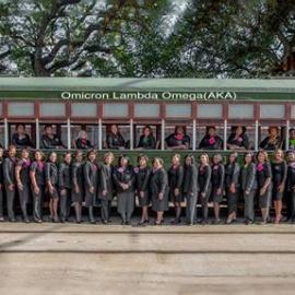 Alpha Kappa Alpha Sorority, Inc.- Omicron Lambda Omega Chapter