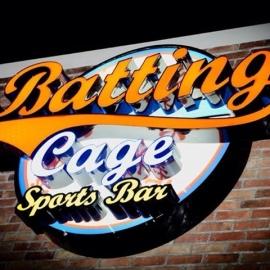 Batting Cage Sports Bar & Lounge