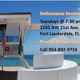 Deliverance Ministry South Florida - Invicta Ministries