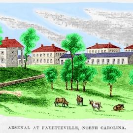 Fayetteville Arsenal Park