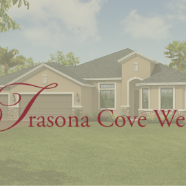 Trasona Cove West by Viera Builders